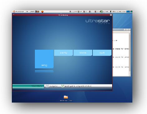 UltraStar Deluxe Linux version